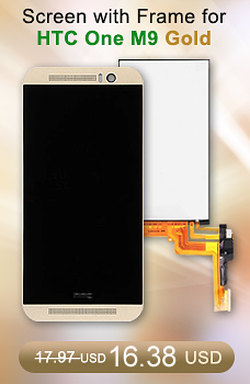 lcd-screen-and-digitizer-touch-screen-with-frame-for-htc-one-m9-gold-ori