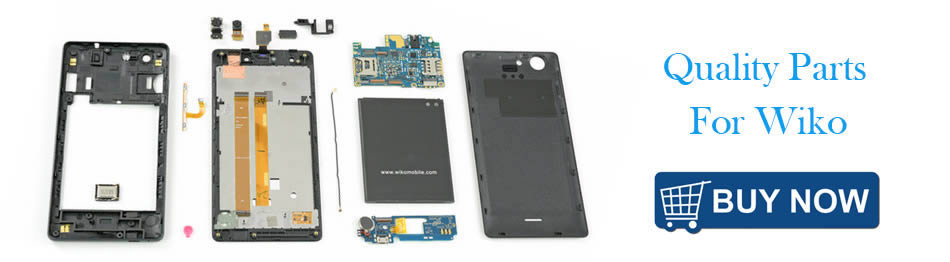 wiko parts