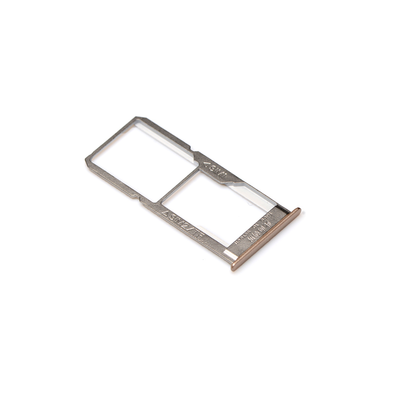 OPPO A37 SIM Card Tray Gold