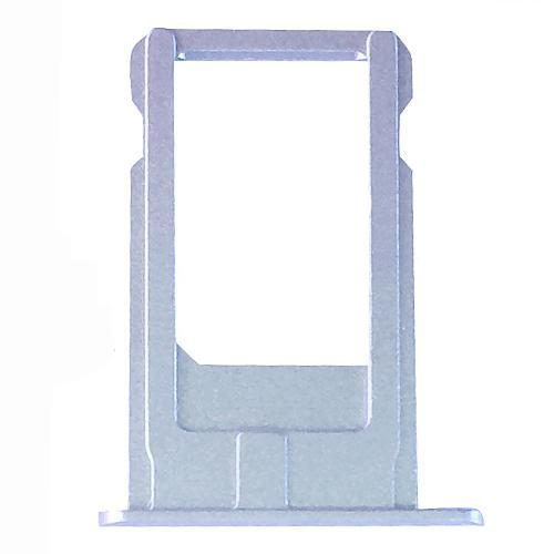 SIM Card Tray for iPhone 6 4.7-inch Silver