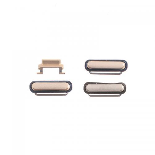Side Keys for iPhone 6 [4pcs/set]-Gold