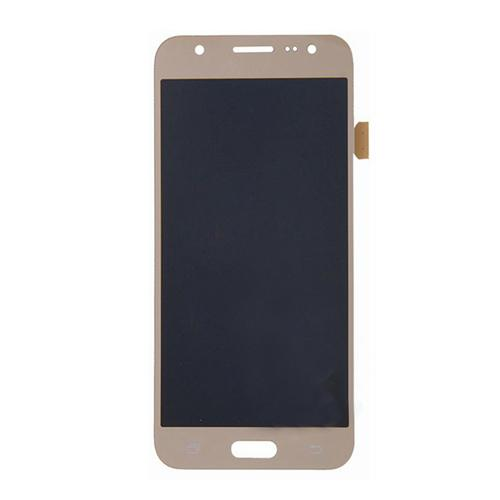 Cell Phone LCD Screen and Digitizer Touch Screen for Samsung Galaxy J7 J700F Gold