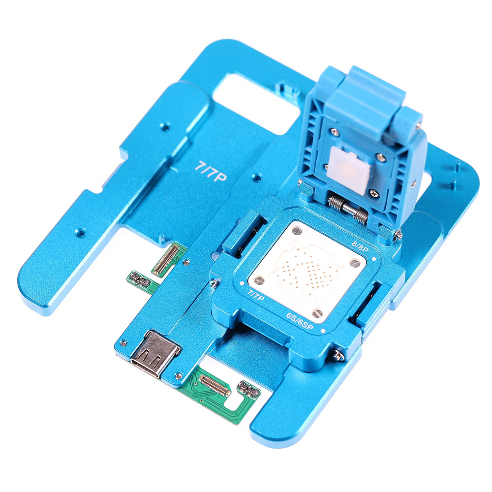 JC T7 Nand Pcie Flash HDD Motherboard Repair Test Fixture Tool for